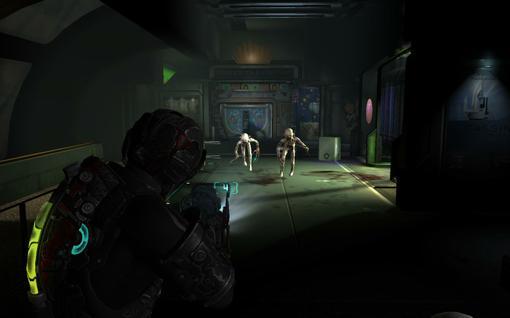 Прохождение Dead Space 2.  Психопат и темнота - Изображение 10