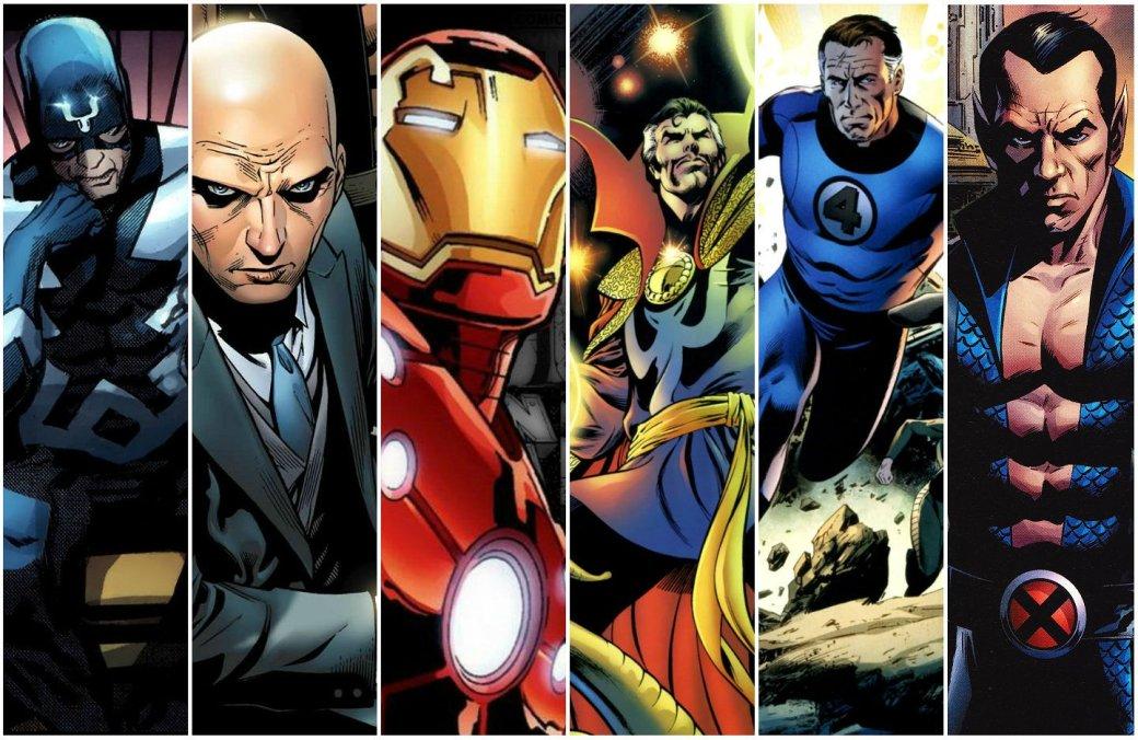 Marvel обещает дуэт Стрэнджа и Тони Старка в «Войне бесконечности» - Изображение 1