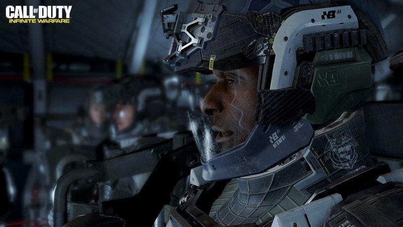 Бои в Call of Duty: Infinite Warfare обещают быть головокружительными - Изображение 1