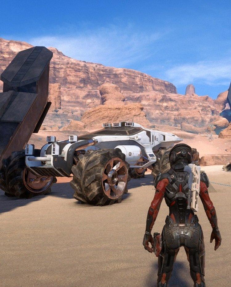 Ультимативный гайд по Mass Effect: Andromeda - Изображение 5