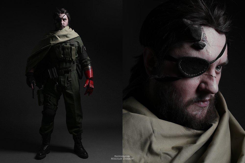 Косплей дня: Веном Снейк из Metal Gear Solid 5: The Phantom Pain - Изображение 3
