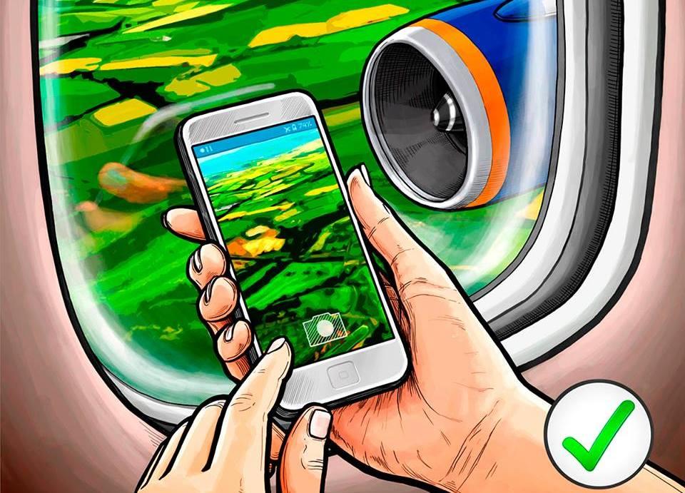 «Аэрофлот» разрешил использовать электронные устройства в самолетах - Изображение 1