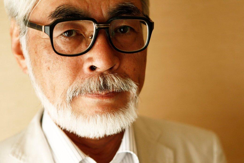Хаяо Миядзаки снимет новый полнометражный мультфильм