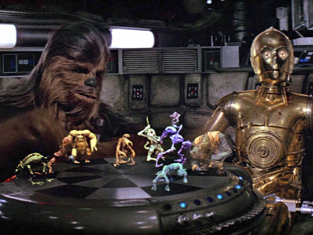 Голографические шахматы из «Звездных войн» станут реальностью - Изображение 1