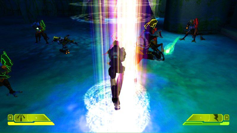 Космоопера 2005 года - Advent Rising - Изображение 4