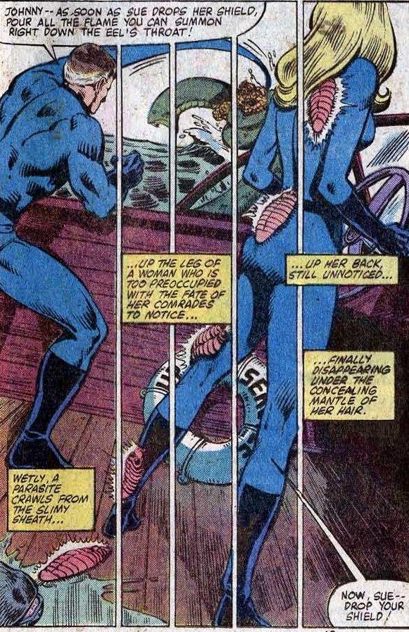Монстры «Секретных материалов» и их аналоги из супергеройских комиксов - Изображение 19