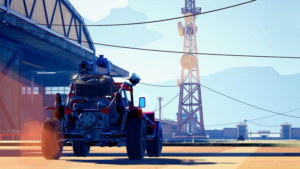 Sony воскресила гонки на выживание Hardware, новая игра выйдет на PS4 - Изображение 1
