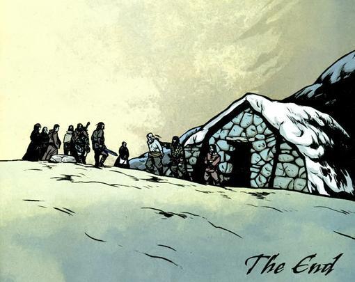 Комиксы: Northlanders - Изображение 6
