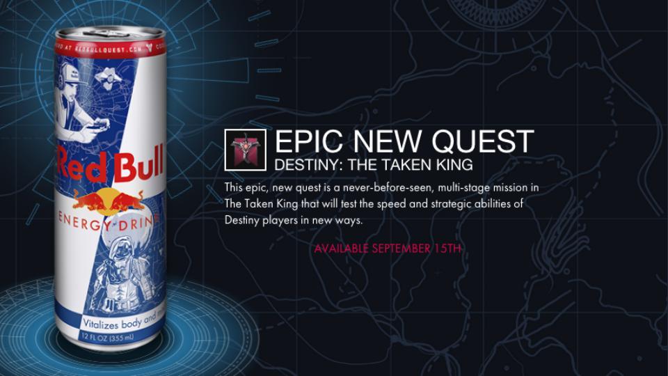 Скандал с Destiny: Эксклюзивный квест за баночку Red Bull и другое - Изображение 6