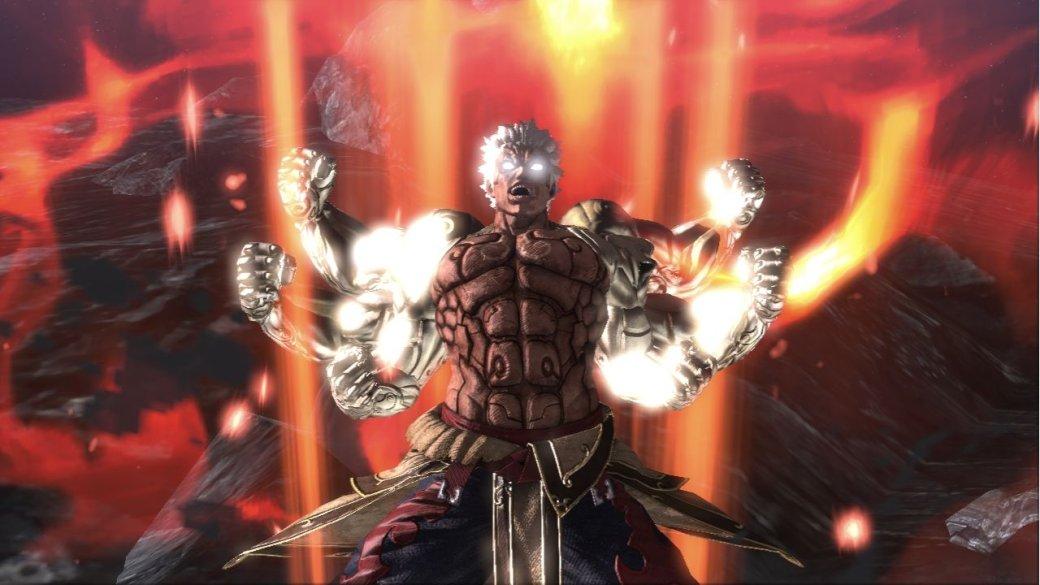 Рецензия на Asura's Wrath - Изображение 1