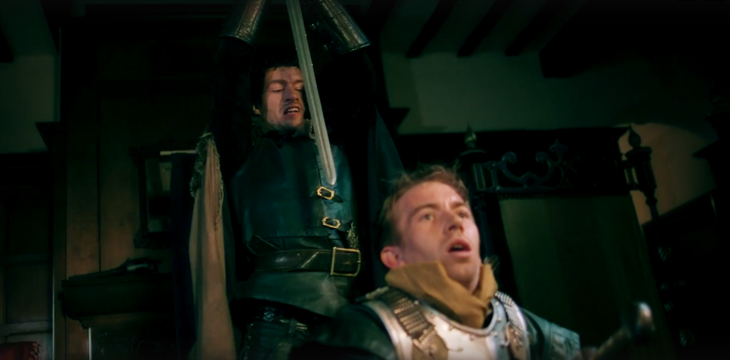 Джон Сноу убивает Джейме Ланнистера впорно по«Игре престолов». - Изображение 14