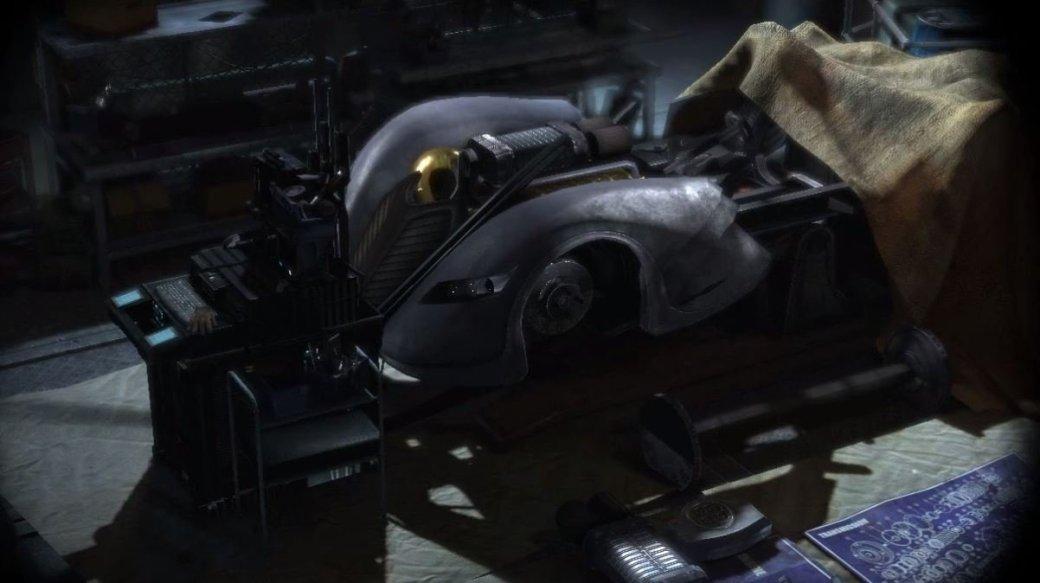 История бэтмобиля: все машины Темного Рыцаря - Изображение 5