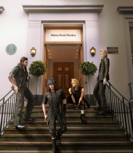 Авторы Final Fantasy 15 показали подземную битву и гонку на чокобо. - Изображение 1