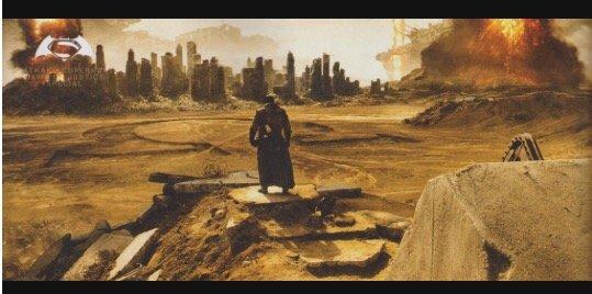 След Дарксайда и новое видео Галь Гадот в «Бэтмене против Супермена» - Изображение 2