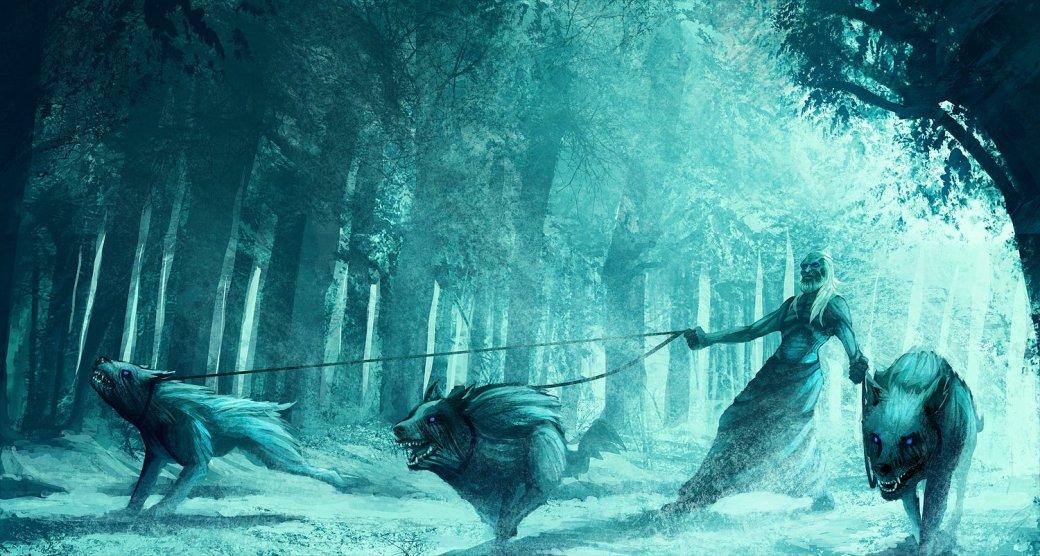 Мифы «Игры престолов»: кто такие Белые ходоки, Дети Леса, Азор Ахай?. - Изображение 6