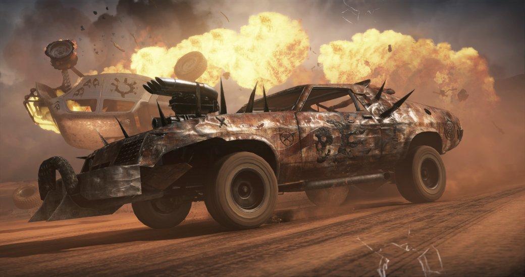 Mad Max: постапокалиптическая песочница - Изображение 3