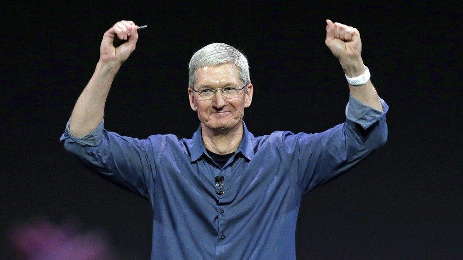 Стоимость Apple превысила $700 млрд - Изображение 1
