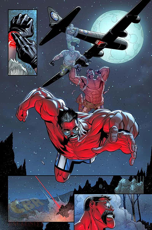 Самую патриотичную команду Мстителей ждут большие перемены - Изображение 1