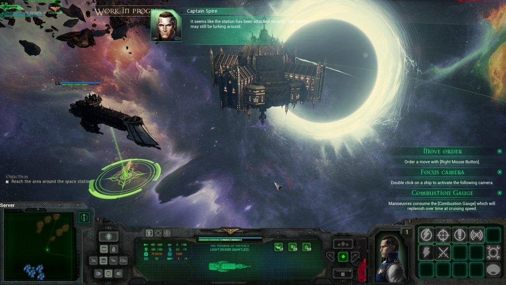 Почему стоит поиграть в Battlefleet Gothic: Armada - Изображение 6
