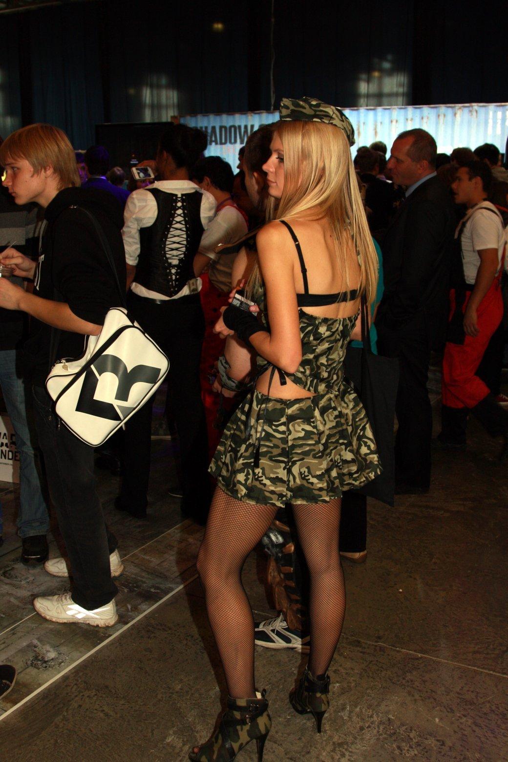 "Девушки ""ИгроМира 2012"" - Изображение 44"