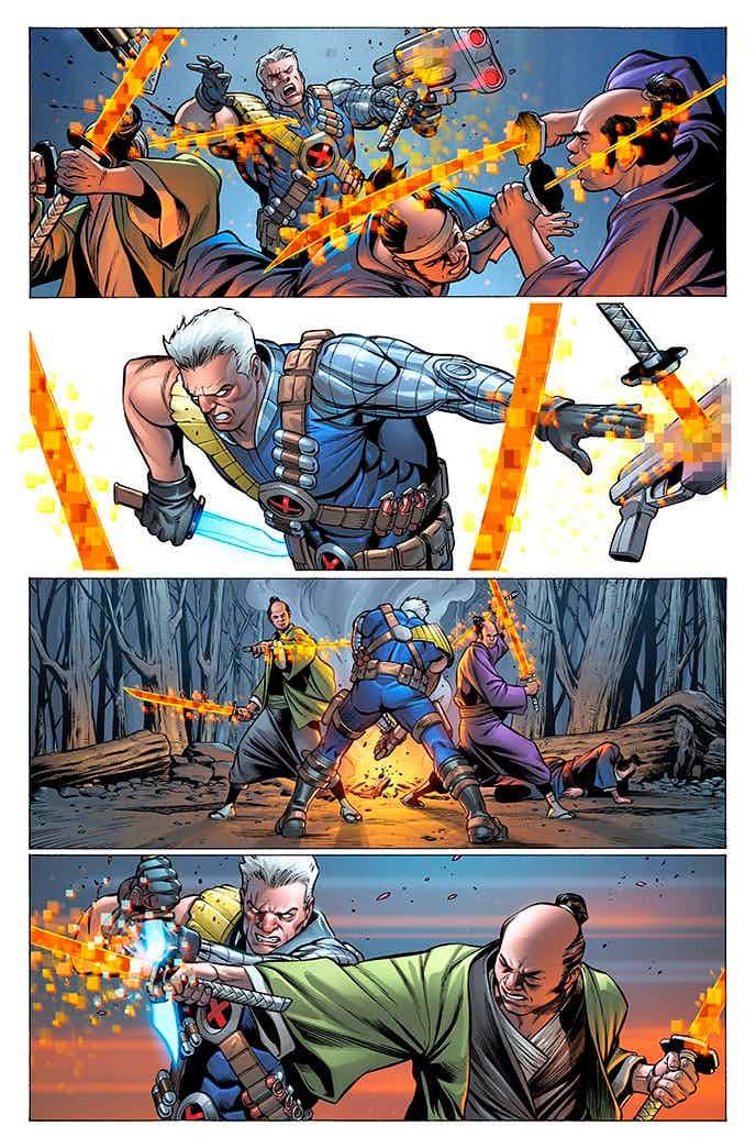 Кейбл – главный полицейский во времени в комиксах Marvel - Изображение 3