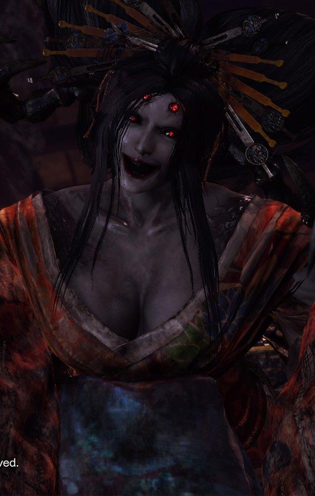 Странные существа из японских мифов, которых вы встретите в Nioh - Изображение 26
