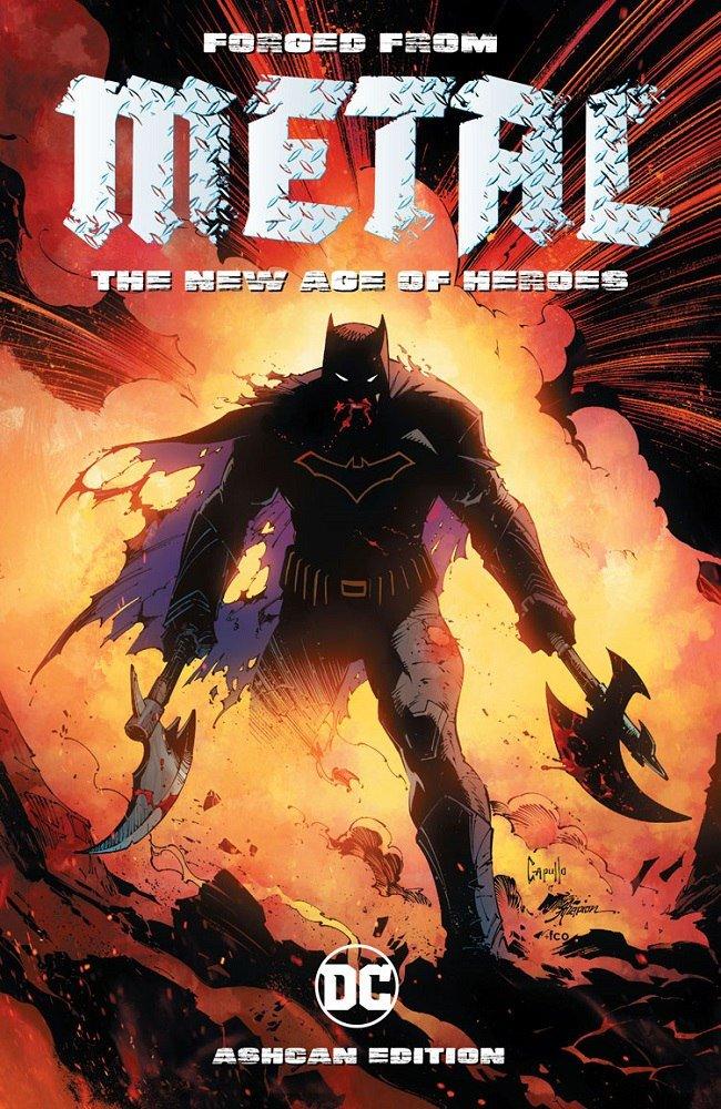 DC экспериментирует с жанрами: ждем историй об убийце, богах и монстре - Изображение 7