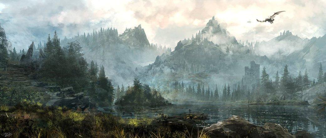 Steam Controller позволяет играть в Skyrim одной рукой - Изображение 1