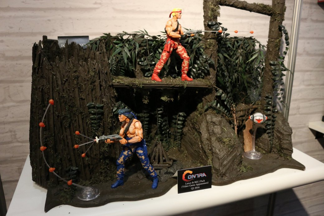 Neca Toys показали лучшую игрушечную реализацию персонажей Contra - Изображение 1