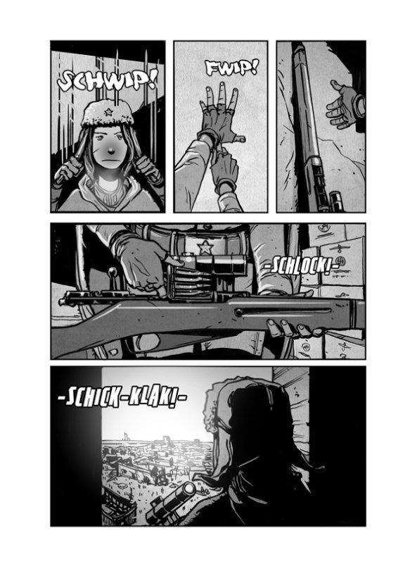 Автор комикса о зомби в Сталинграде: «Россия и США невероятно близки» - Изображение 5