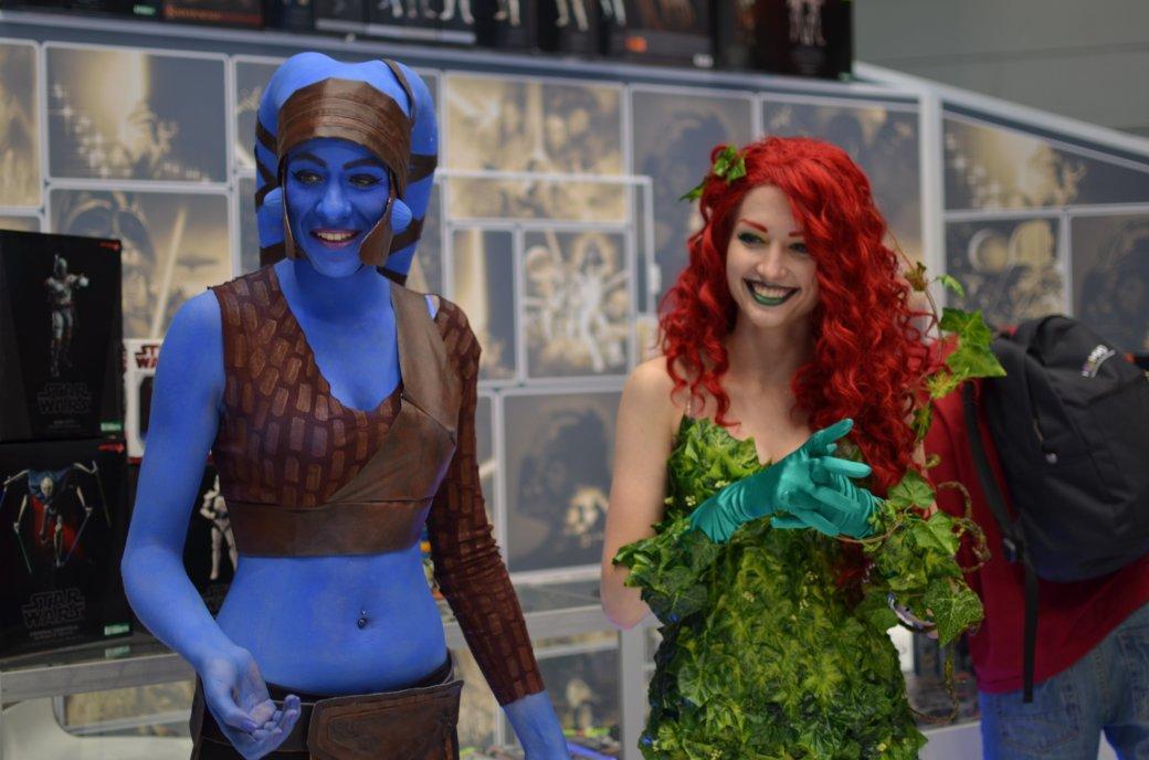 Фотоотчет с «Игромира» и Comic Con Russia, день 1 - Изображение 36