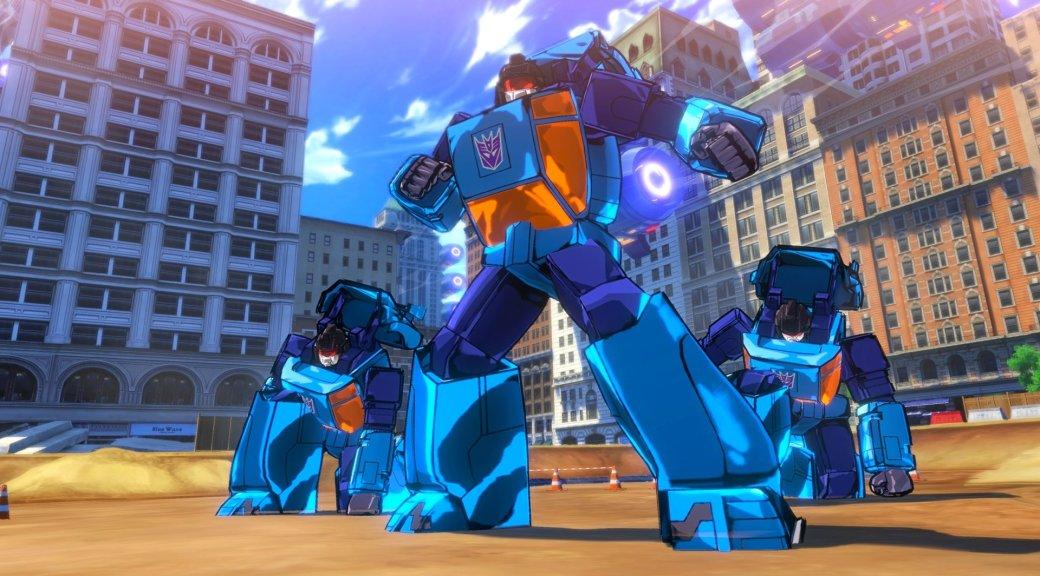 Transformers: Devastation доступна для предзаказа в PS Store - Изображение 1