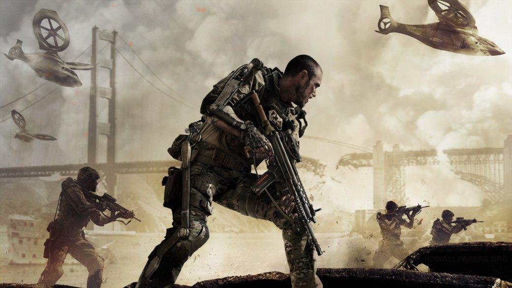 Авторы Advanced Warfare хотят вернуть серию во времена Второй мировой  - Изображение 1