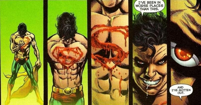 Кем может оказаться Мистер Оз в комиксах DC? . - Изображение 1