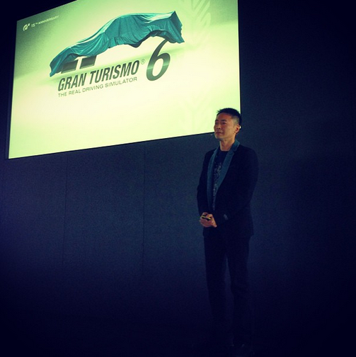 Gran Turismo 6 официально анонсирован  - Изображение 1
