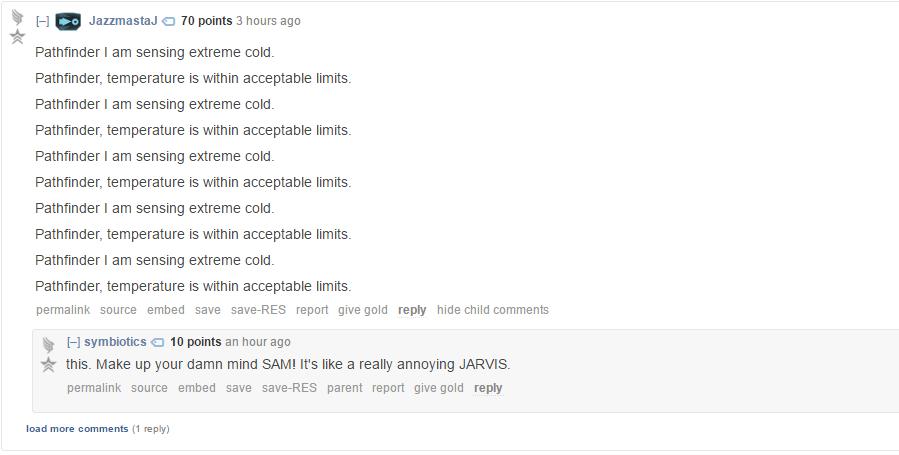 Игроки жалуются нанадоедливый AIвMass Effect: Andromeda - Изображение 2
