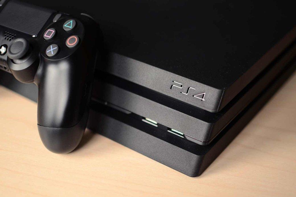 Сони поведала опродажах консолей PS 4