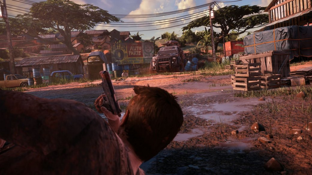 20 изумительных скриншотов Uncharted 4 - Изображение 2
