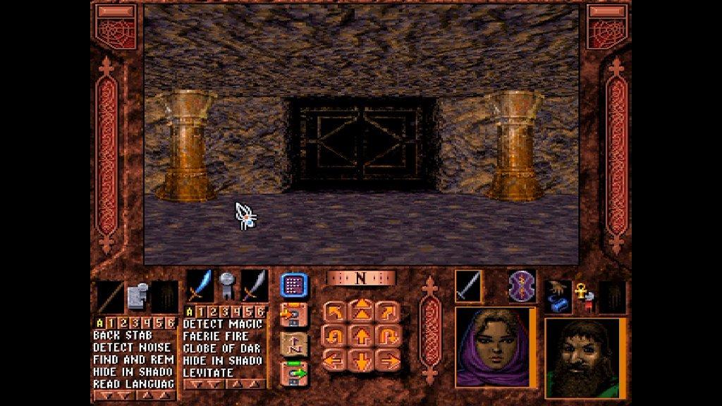 Menzoberranzan и еще 12 отличных игр по AD&D появились на GOG - Изображение 12
