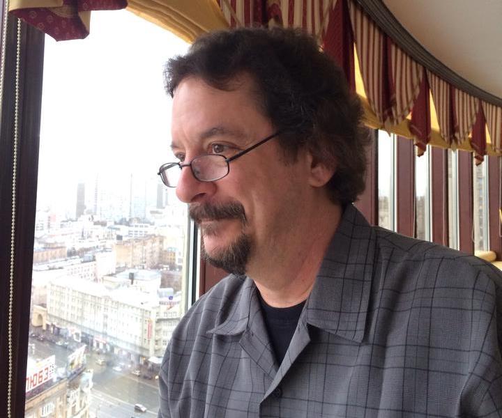 «Ни расписаний, ни засранцев под ногами!»: интервью с Ричардом Греем - Изображение 1