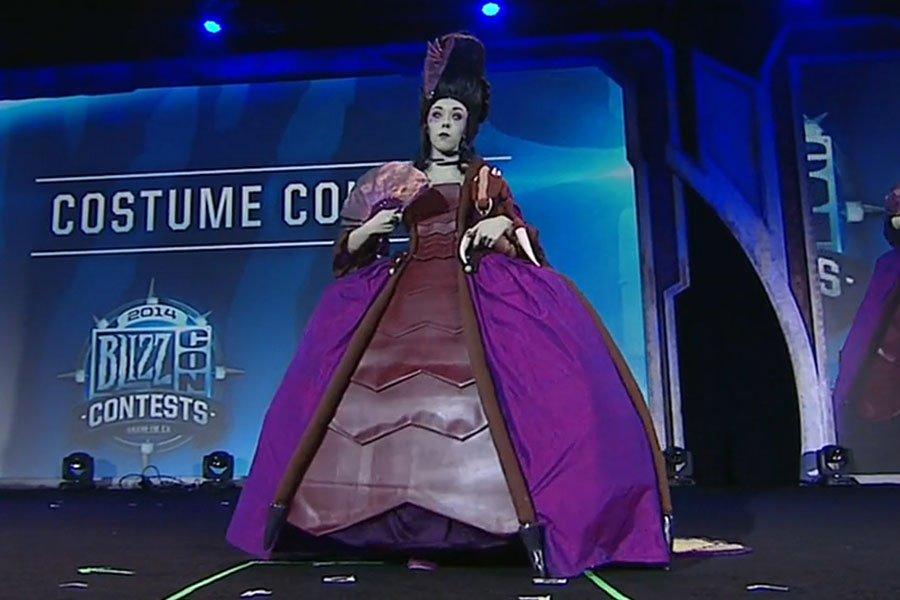 BlizzCon 2014. Конкурс костюмов - Изображение 79