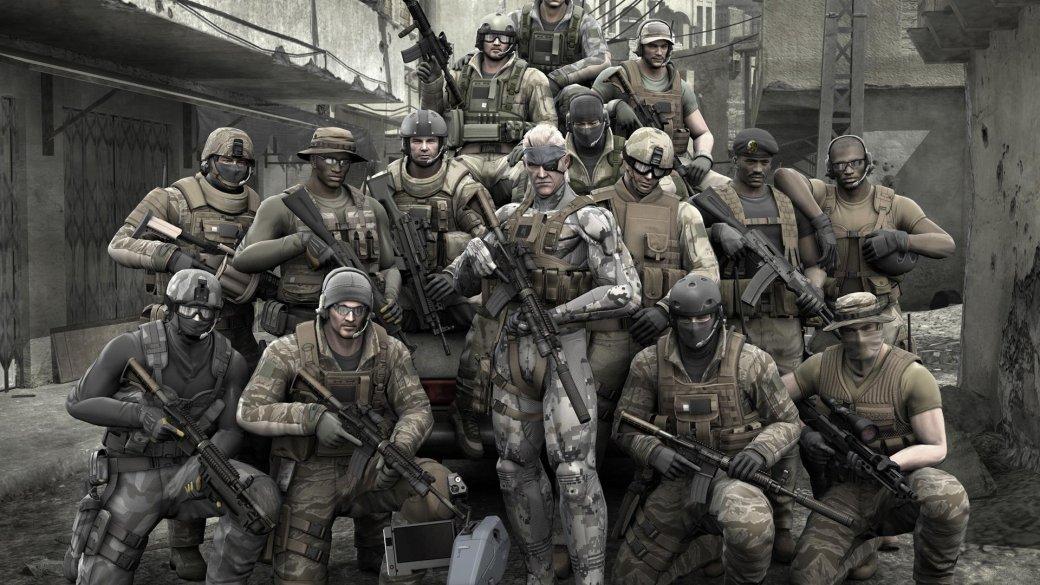 Новую Metal Gear Online покажут через неделю - Изображение 1