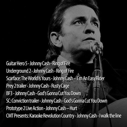 Последний альбом Джонни Кэша - Изображение 8