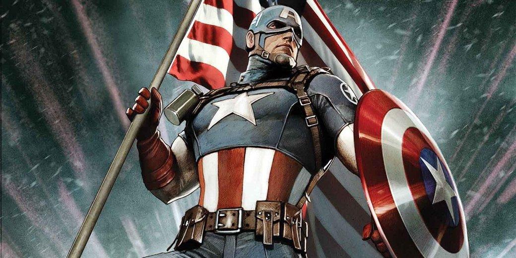 Капитан Америка мог умереть в «Противостоянии». - Изображение 1