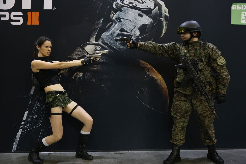 Лучший косплей и великолепные девушки Игромира 2015 и Comic Con Россия - Изображение 26