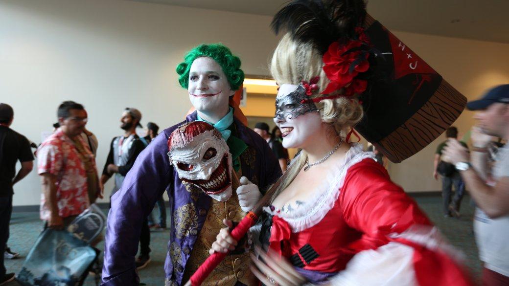 Лучший косплей Comic-Con 2015 - Изображение 108