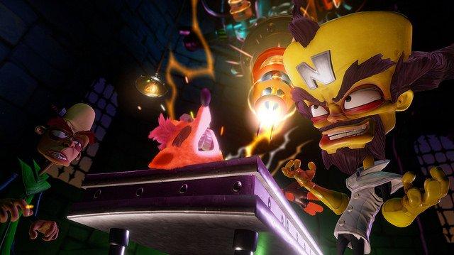 «Хорошо, носложно»— критики хвалят Crash Bandicoot N.Sane Trilogy. - Изображение 1