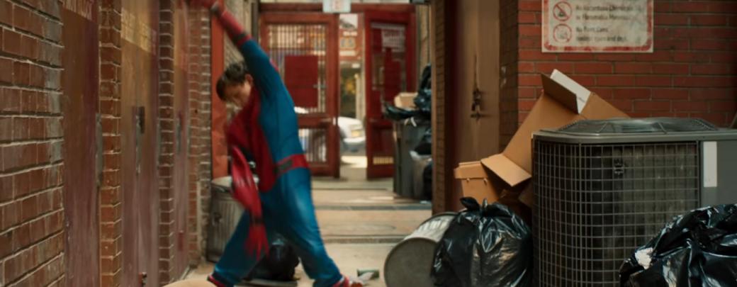 Разбираем новый трейлер фильма «Человек-паук: Возвращение домой»  - Изображение 3