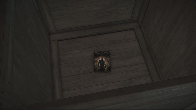 Радтараканы и кубик-компаньон: пасхалки в Deus Ex: Mankind Divided - Изображение 2