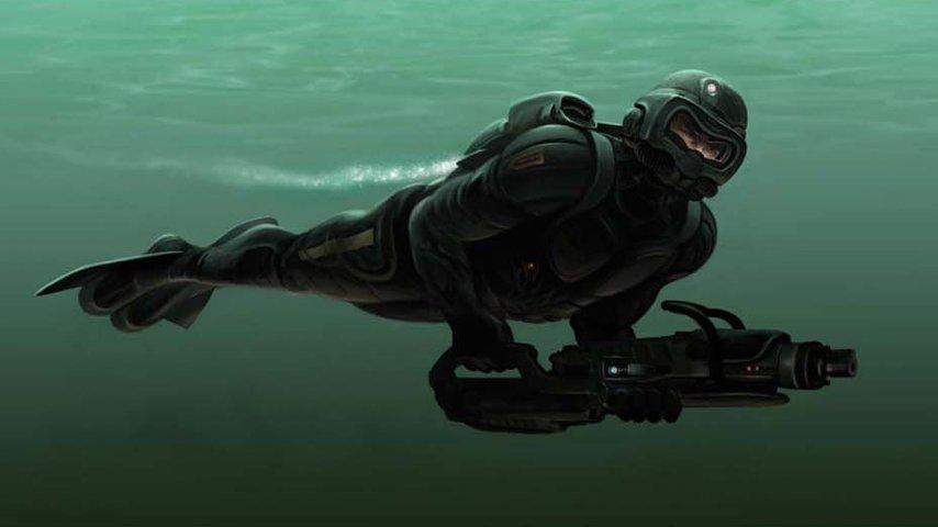 Прототип «подводного шутера» от 4A Games всплыл на поверхность - Изображение 1